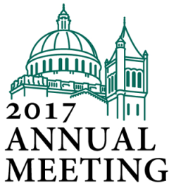 2017 Annual Meeting, Boston, June 5th